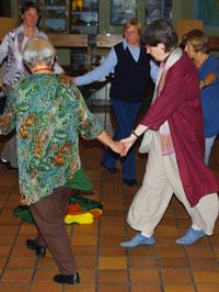 Meditativer Tanz